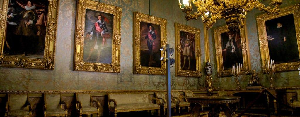 Stadswandeling Florence met Palazzo Pitti