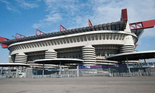 Football Lovers Tour of San Siro Stadium and Casa Milan