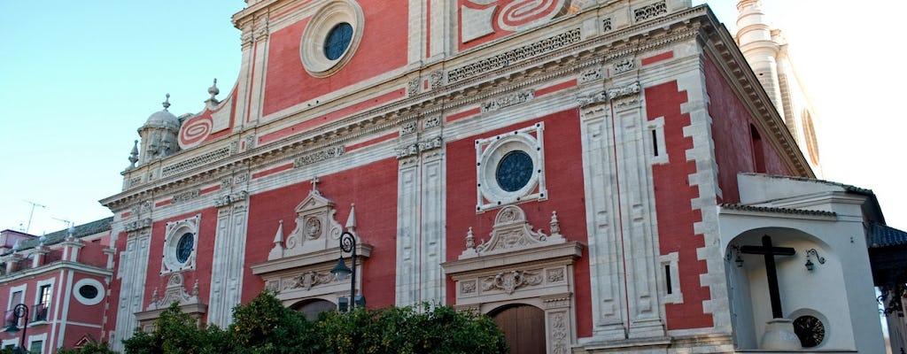 Recorrido a pie por la judería de Sevilla