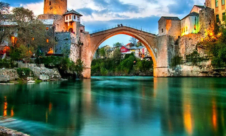 Salir de la ciudad,Excursiones de un día,Excursión a Mostar,Con visita a Medjugorje