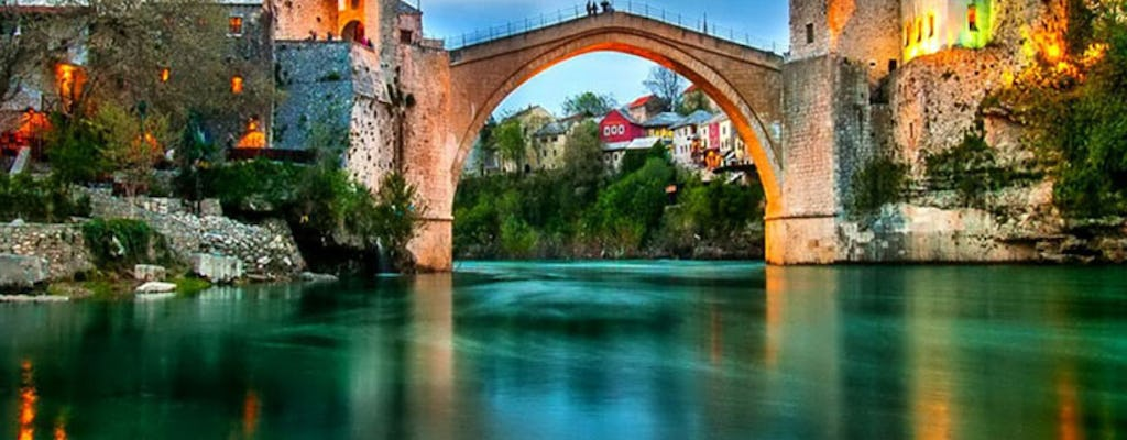 Medjugorje and Mostar private day trip from Dubrovnik