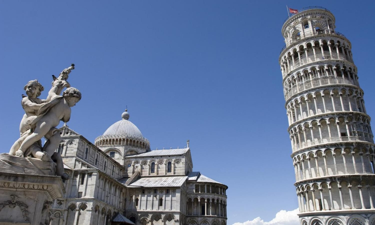 Best of Pisa guided visit with Leaning Tower and Cathedral skip-the-line tickets