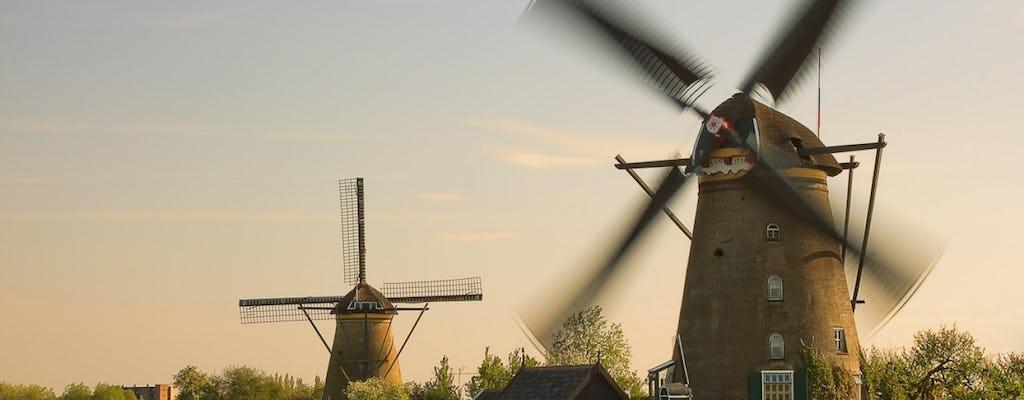 Excursión a los molinos de Kinderdijk y La Haya en grupos reducidos