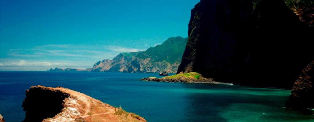 Madeira Northwest coast tour