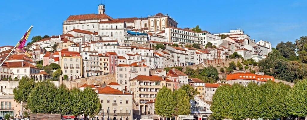 Funtastic Coimbra hop-on hop-off bus tickets