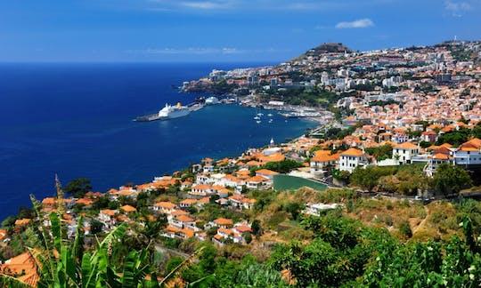 Funchal, Câmara de Lobos e Cabo Girão: hop-on hop-off 3 em 1 bilhetes de ônibus