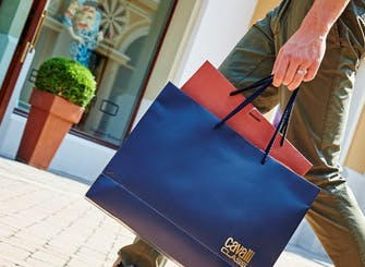 Shopping day experience at Fidenza Village