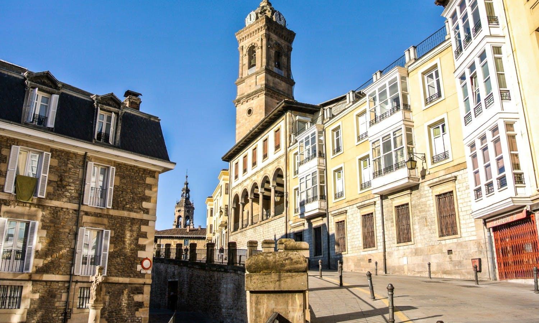 Vitoria-Gasteiz, Hiszpania