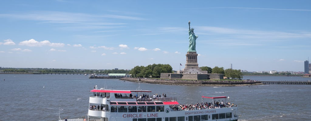 NYC Liberty cruise
