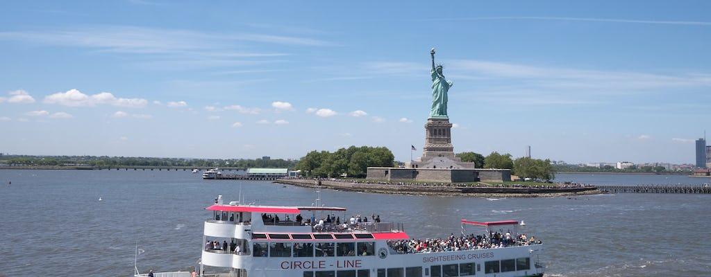 Croisière de la Liberté à New York