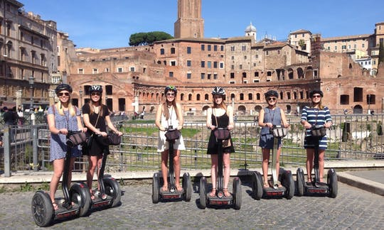 Image of Roma - Tour in Segway
