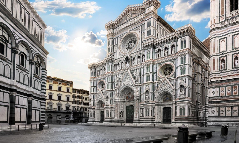 Kaartjes voor het Florence Cathedral Complex met toegang tot de koepel van Brunelleschi en de klokkentoren van Giotto