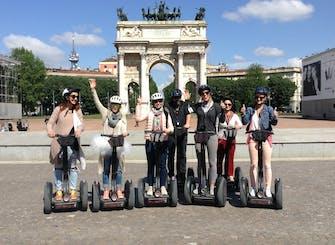 Segway tour di Milano