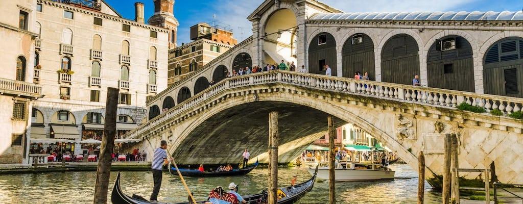 Canal Grande tour