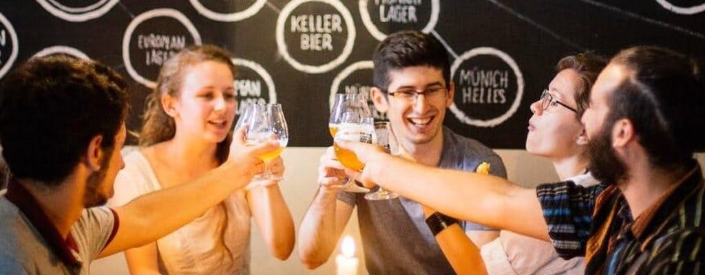 Tour privato della birra di Berlino