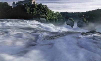 Ver la ciudad,Excursión a las Cataratas del Rin