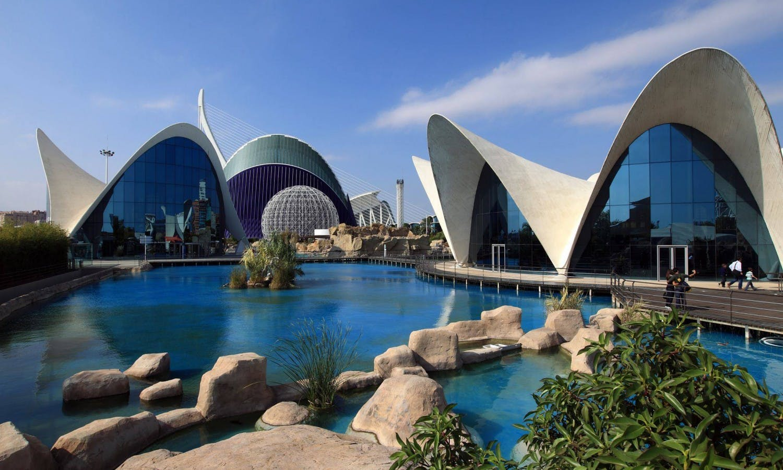Tickets, museos, atracciones,Parques de atracciones,Tour por Valencia