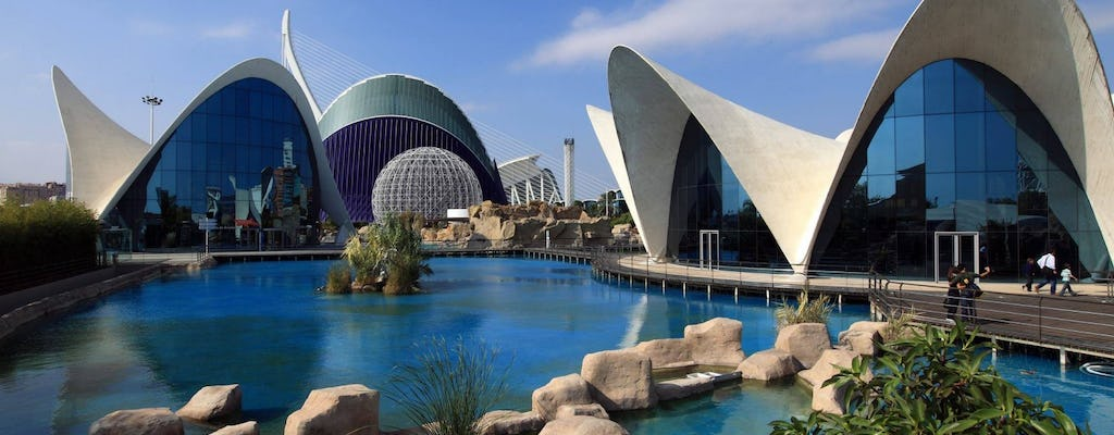 Oceanogràfic Valencia tickets and guided visit