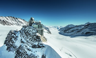 City tours,Excursions,Full-day excursions,Excursion to Jungfraujoch