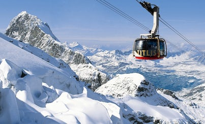 City tours,Excursions,Full-day excursions,Excursion to Mount Titlis