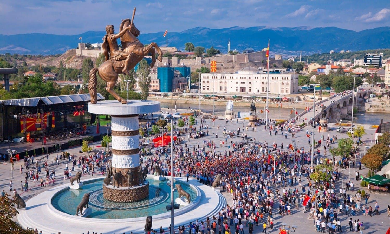 Full day tour Best of Skopje