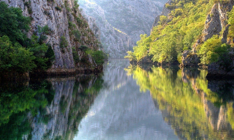 Half day tour of Skopje's surrounding beauties