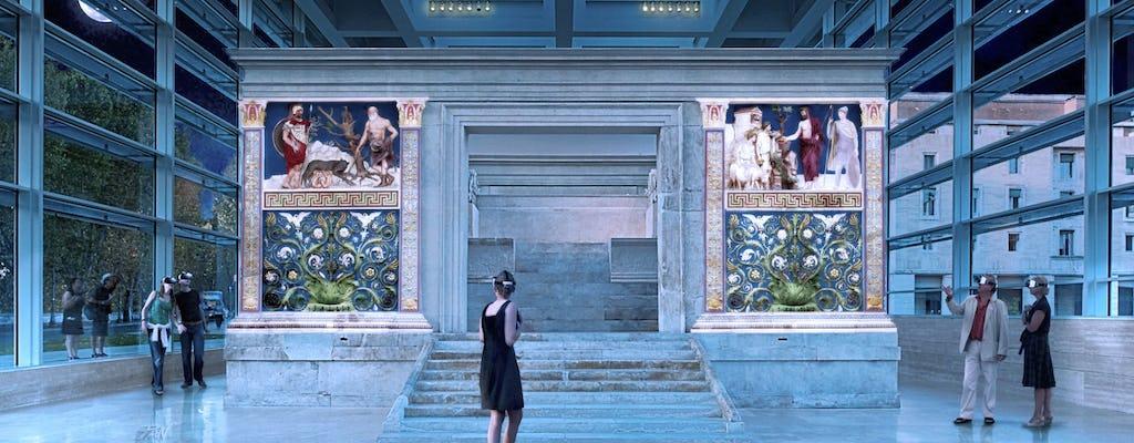 'L'Ara com'era' virtual experience tickets