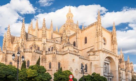 Visita guidata di Toledo e Segovia da Madrid