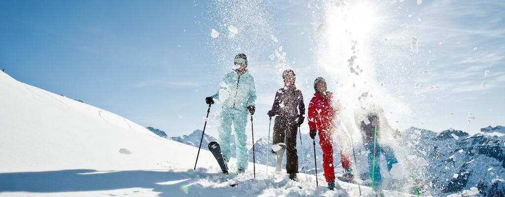 Швейцарский горнолыжный опыт из Цюриха