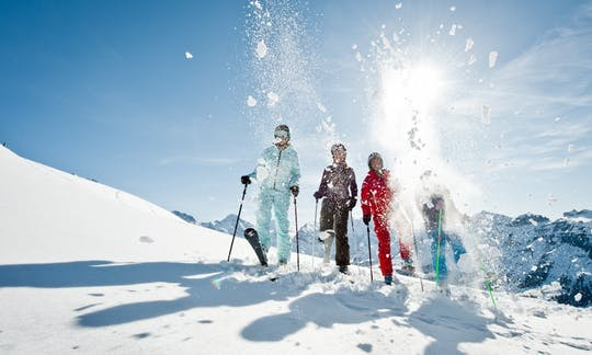Swiss ski experience from Zurich