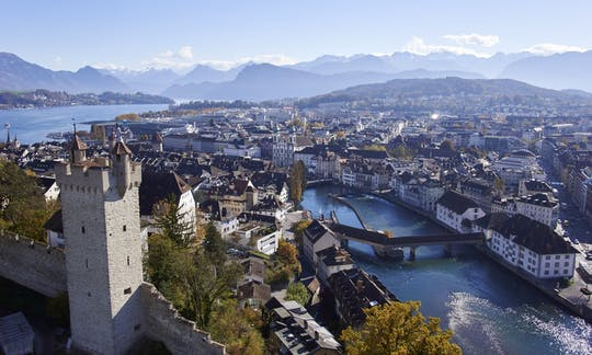 Lucerne day trip from Zurich