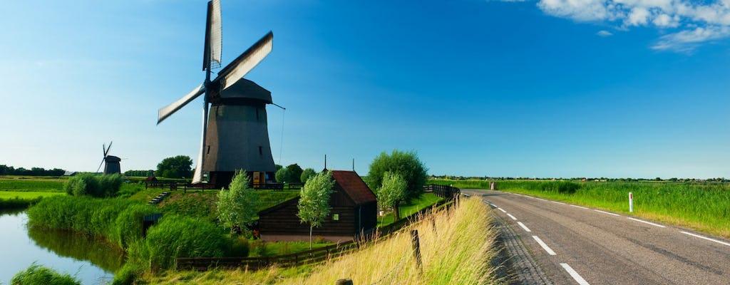 Excursión en pequeños grupos: Volendam y Zaanse Schans