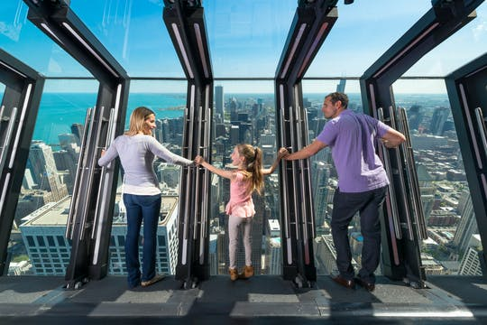360 Chicago observation deck tickets