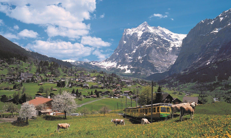 Jungfrau, Interlaken, Switzerland без смс