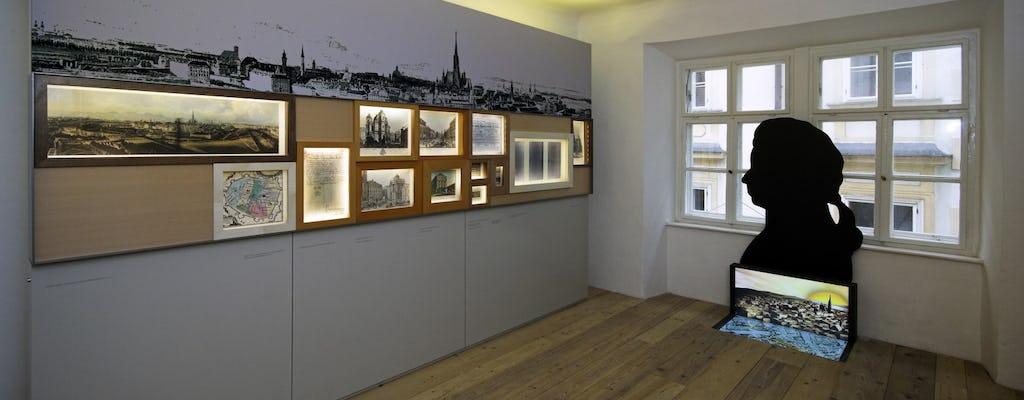 Biglietti per Mozarthaus Vienna con Haus der Musik opzionale