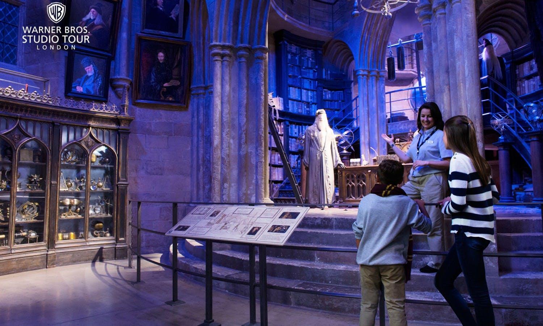 Ver la ciudad,City tours,Tours temáticos,Theme tours,Estudios Warner – Harry Potter,Warner Studios – Harry Potter,A pie