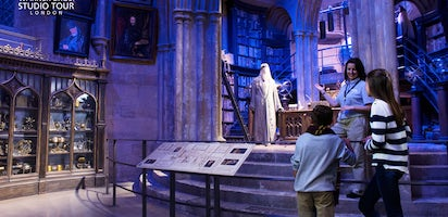 Unique Fully Guided Warner Bros  Studio Tour London – The Making of Harry  Potter