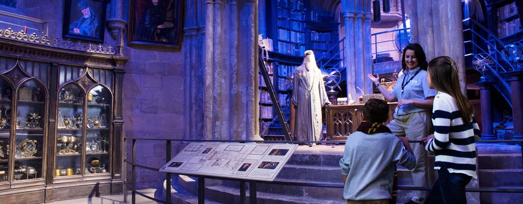 Tour guidato di Harry Potter ai  Warner Bros. Studios di Londra