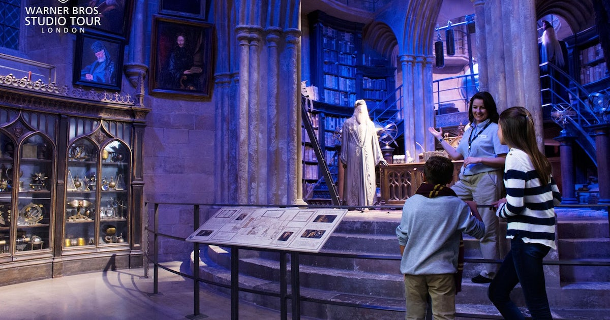 Unique Fully Guided Warner Bros Studio Tour London The Making Of Harry Potter