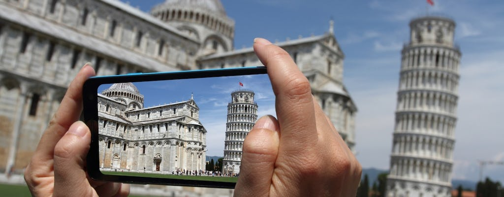 Afternoon excursion to Pisa with Leaning Tower and Cathedral tickets from Florence