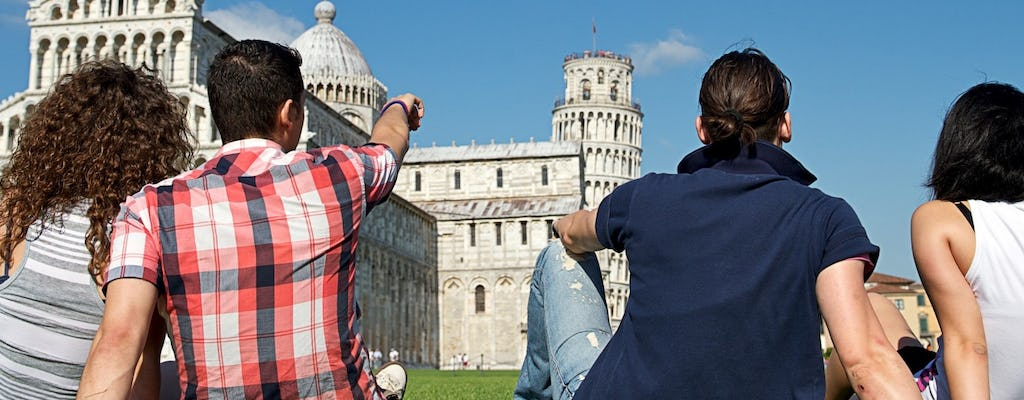 Excursion to Pisa with Leaning Tower and Cathedral tickets
