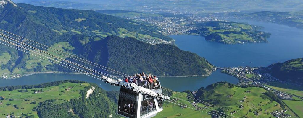 Экскурсия на гору Stanserhorn из Цюриха
