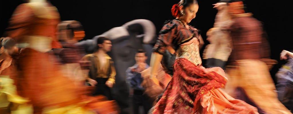 Show de flamenco em Granada com bebida ou jantar