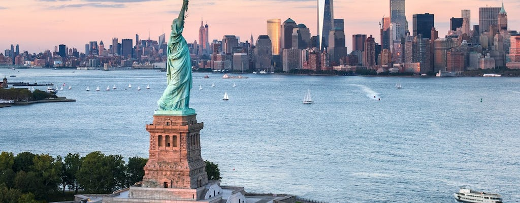 New York City landmarks cruise