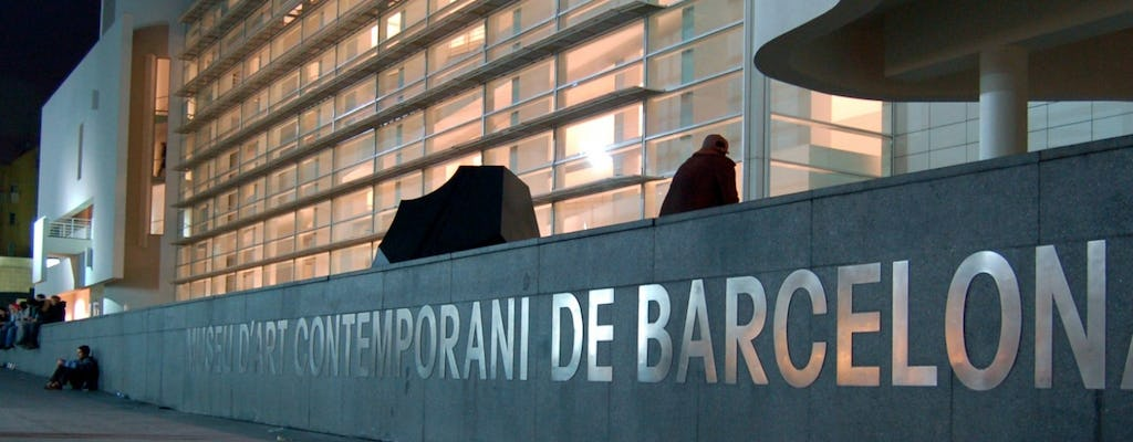 MACBA - Barcelona Museum of Contemporary Art tickets