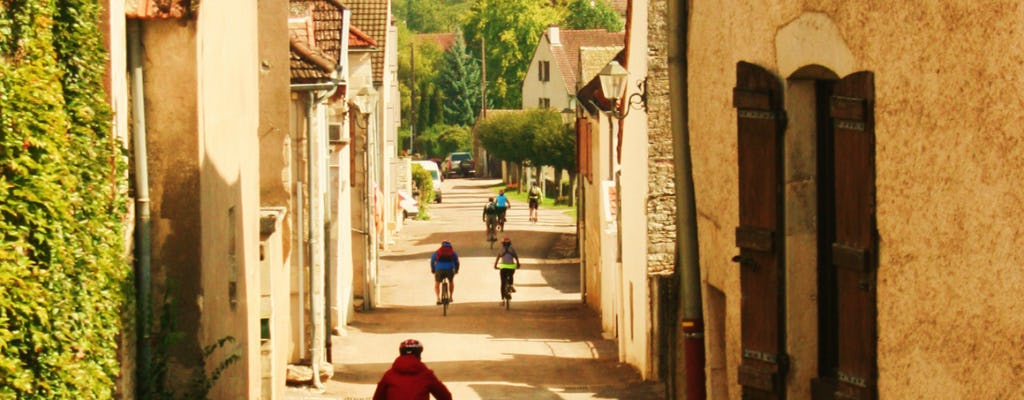 Week-end en vélo en Bourgogne