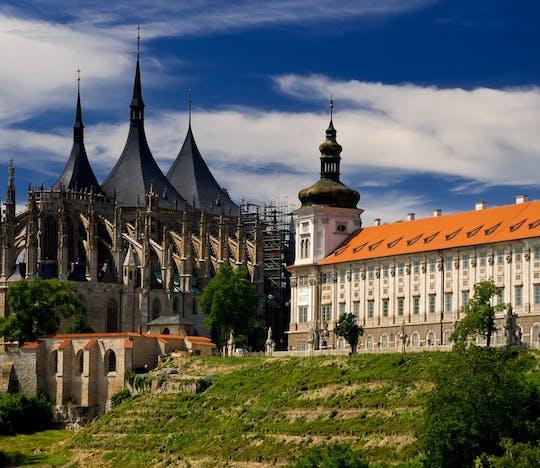 Tour della città di Kutná Hora da Praga