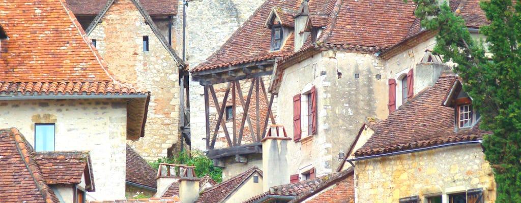 Escursione privata in castelli e villaggi della Dordogna