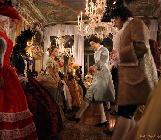 Venice Carnival 2020 Ballo Tiepolo® Grand Ball