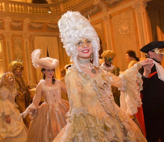 Venice Carnival Extravaganza 2019 masked ball with gala-dinner